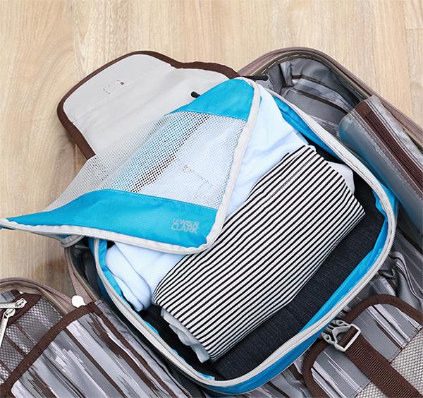 Cách xếp hành lý vào vali 3