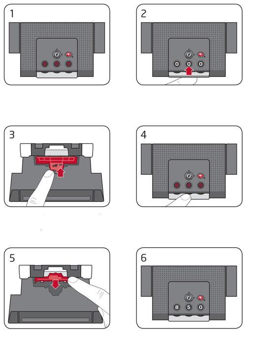Khóa số vali TSA là gì? 4