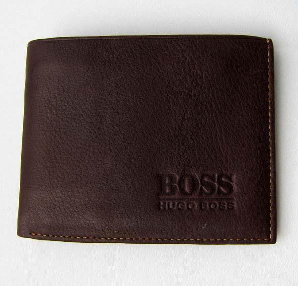 Ví da nam Hugo Boss 1
