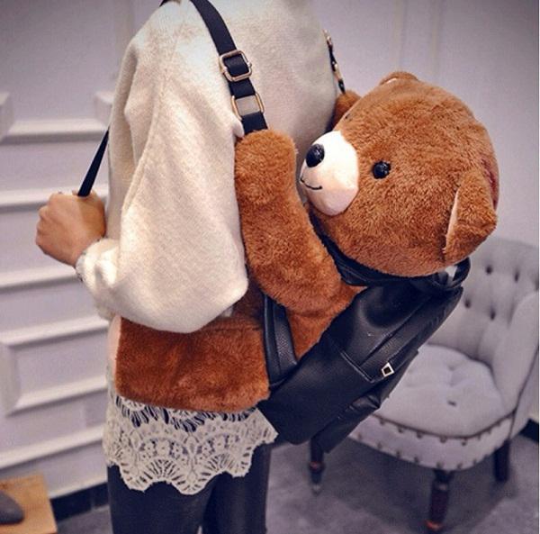 Balo gấu bông 1