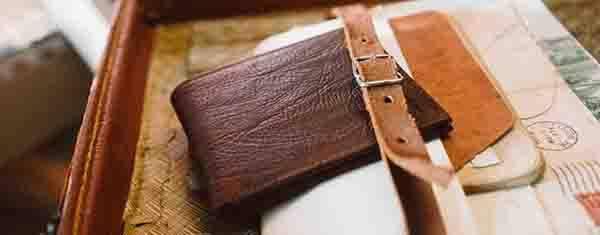 Ví da Genuine Leather 5