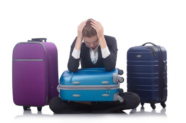 Đi máy bay mua vali nào? 1