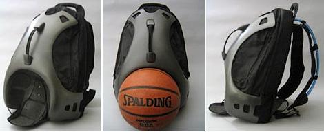 Balo thể thao độc đựng bóng rổ