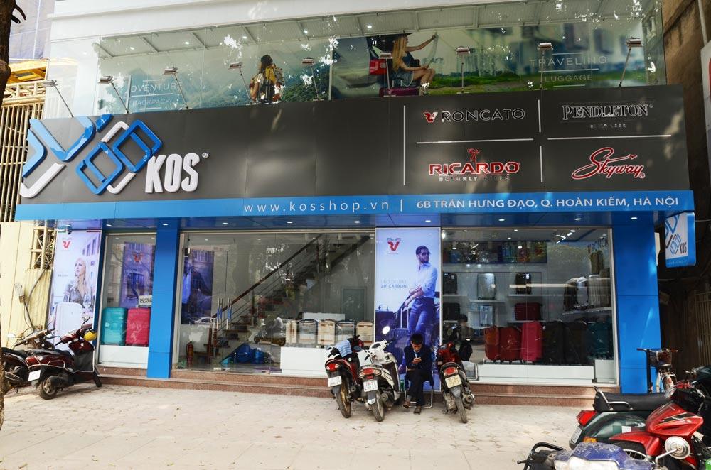 KOS Shop mang đến cho người dùng nhiều lựa chọn balo laptop hàng đầu