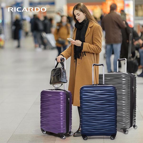 Mua vali nên chọn màu gì? 1