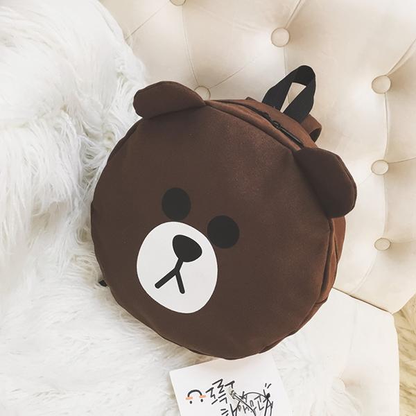 Balo gấu bông 3