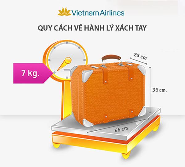 Quy định kích thước vali xách tay lên máy bay 3