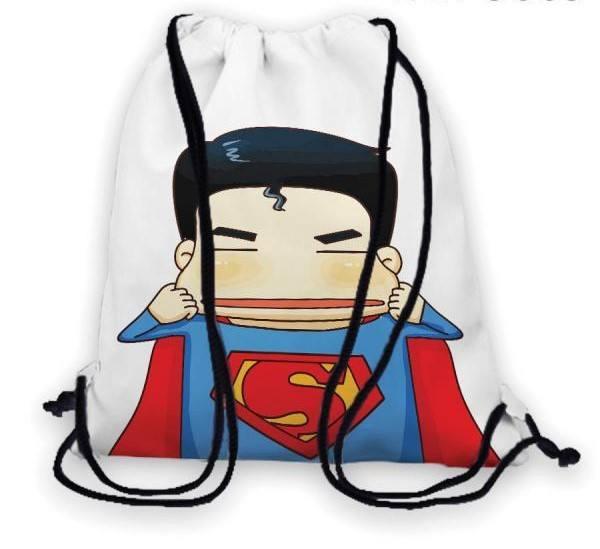 Balo Superman 6