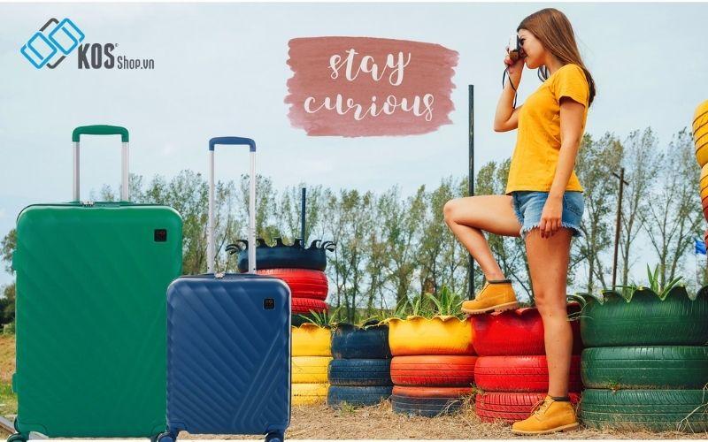 Gợi ý mua vali nên chọn màu gì tốt và phù hợp theo nhu cầu, sở thích