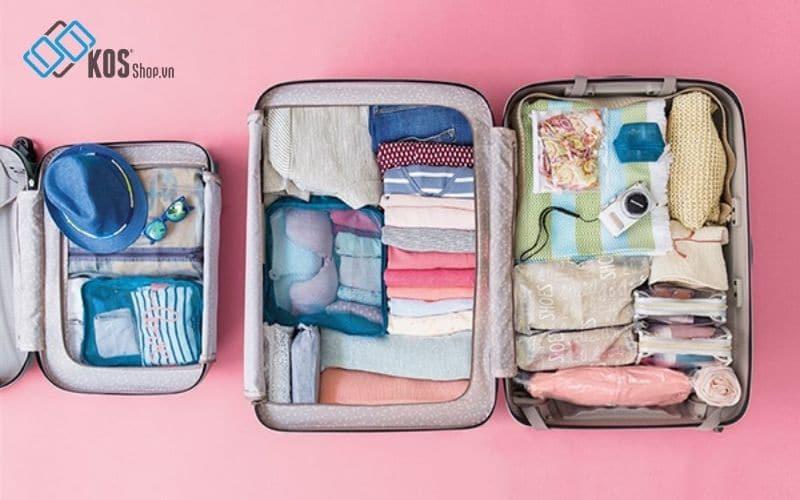 5 cách xếp hành lý vào vali thông minh, gọn nhẹ ít ai biết